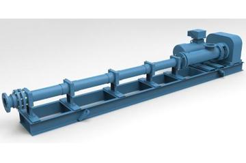 V型轴承架泵