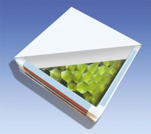 铝蜂窝净化板