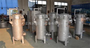 热销供应 不锈钢精密过滤器 滤芯式过滤器 保安过滤器