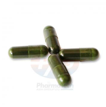 Chlorella powder HPMC Hard Capsule