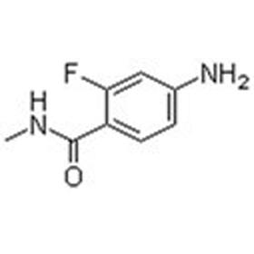 N-甲基-2-氟-4-氨基苯甲酰胺