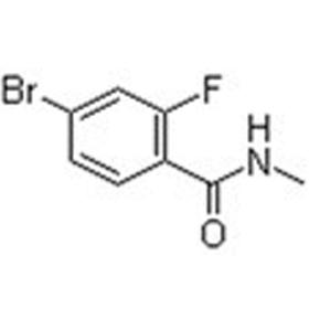 4-溴-2-氟-N-甲基苯甲酰胺