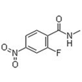 N-甲基-2-氟-4-硝基苯甲酰胺