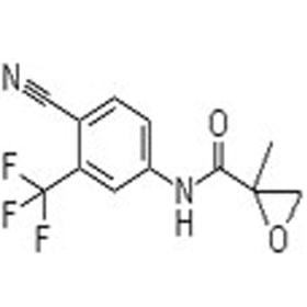 N-[4-氰基-3-(三氟甲基)苯基]甲基环氧丙烯酰胺