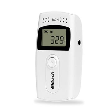 精创温湿度记录仪RC-4HC,LCD显示,完全符合新版