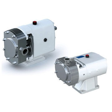 卫生凸轮泵(转子泵)