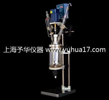 双层玻璃反应釜S212-1L-2L