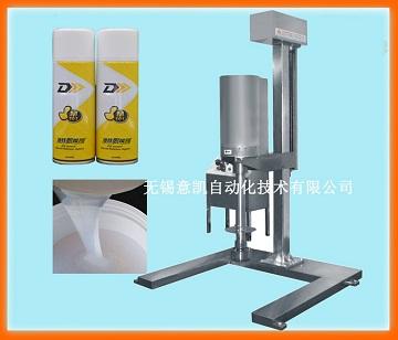 水基/油性脱模剂生产搅拌设备-高剪切乳化均质机