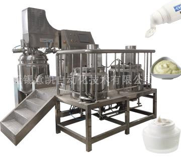 液压升降高剪切乳化机 乳化产品光亮细腻,稳定保质期长