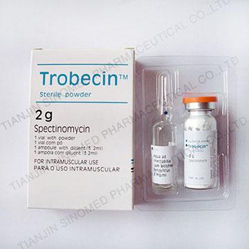 Spectiomycin 粉针剂