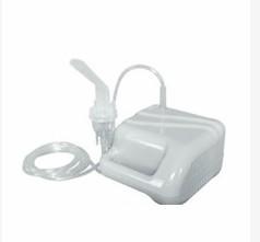Air-compressing nebulizer