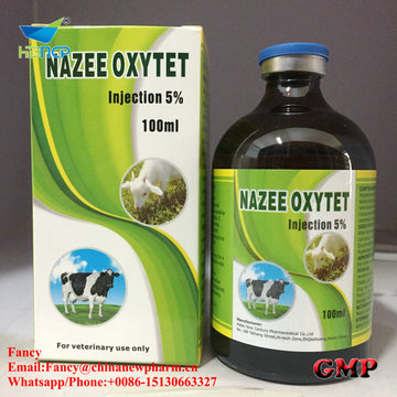 5% oxytetracycline injection