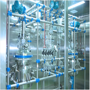 公斤级实验室生产系统