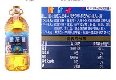 将鱼油添加至食用油及食品添加剂中