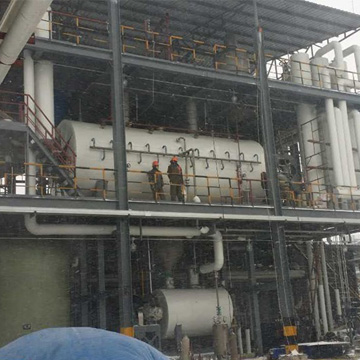 MVR+FXGG系统分高盐废水处理