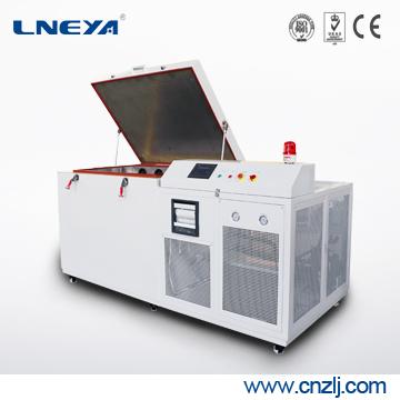 冠亚生产铜套冷处理箱,汽车,大型工程机械,军事设备部件超低温测试