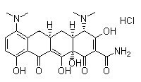 盐酸米诺环素13614-98-7