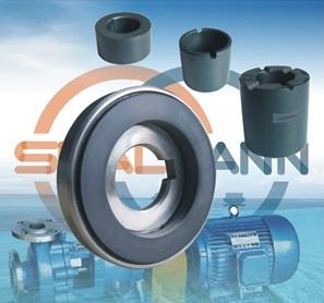 屏蔽电泵、磁力泵用滑动轴套、轴承和止推轴承