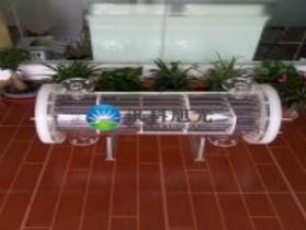 碳化硅陶瓷换热器
