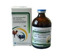 L.A. Oxytetracycline 20% Injecection
