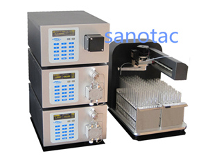Pilot50 制备液相色谱系统(软件符合fFDA认证要求、具有数据审计追踪功能)