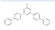 2,4-Bis(4-biphenylyl)-6-chloro-1,3,5-triazine(182918-13-4)/98%/100g
