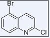 5-BROMO-2-CHLOROQUINOLINE(99455-13-7)/97%/500g