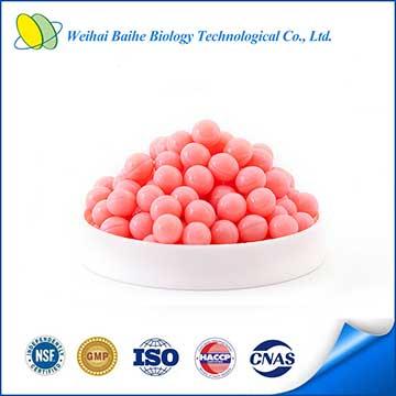 GMP Certified Folic Acid Pregancy 0.4 Mg Softgel