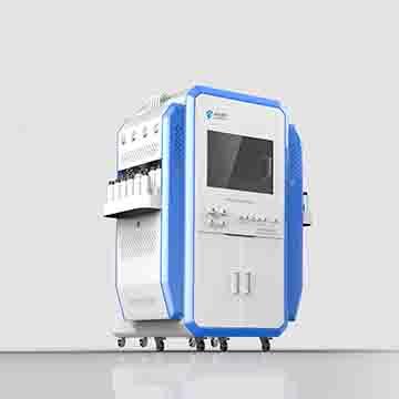 全自动微波多肽合成仪