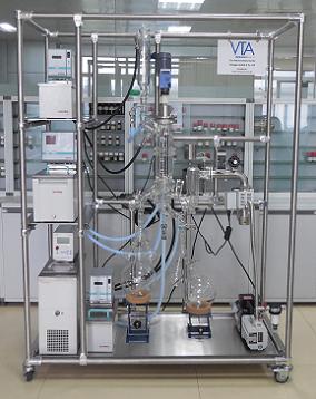 实验室型分子蒸馏设备