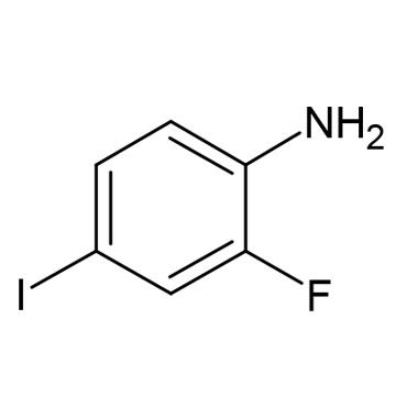 2-氟-4-碘苯胺
