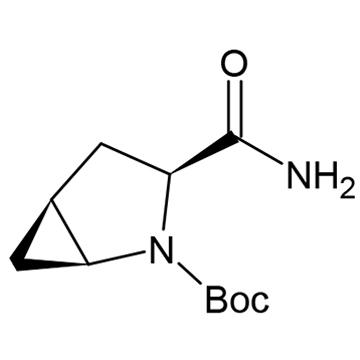 (1S,3S,5S)-3-(氨基羰基)-2-氮杂双环[3.1.0]己烷-2-甲酸叔丁酯