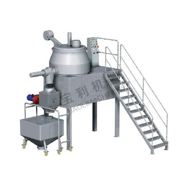湿法混合机制粒机