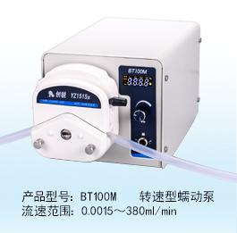 BT100M转速型蠕动泵
