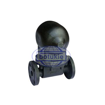 杠杆浮球式疏水器