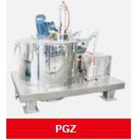 PGZ系列上悬式刮刀下部卸料自动离心机