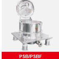 PSB/PSBF系列平板洁净型上部卸料离心机