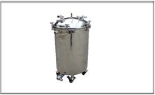 气压式地面供料桶