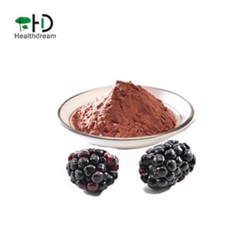 黑莓果汁粉