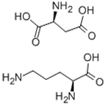 L-鸟氨酸L-天冬氨酸盐