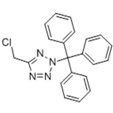 5-氯甲基-2-三苯甲游基-2H-四唑