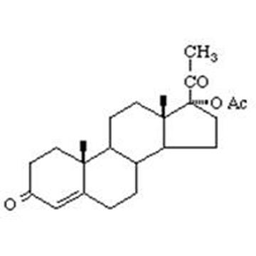 17α-羟基黄体酮醋酸酯