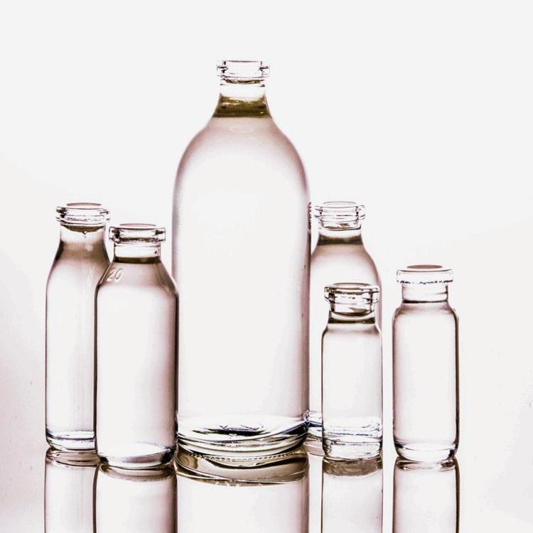 钠钙模制玻璃瓶