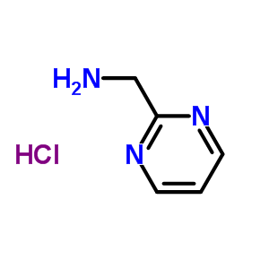 2-氨基甲基嘧啶盐酸盐