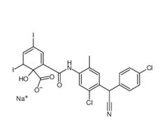 氯氰碘柳胺钠