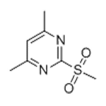 4,6-二甲基-2-甲磺酰基嘧啶