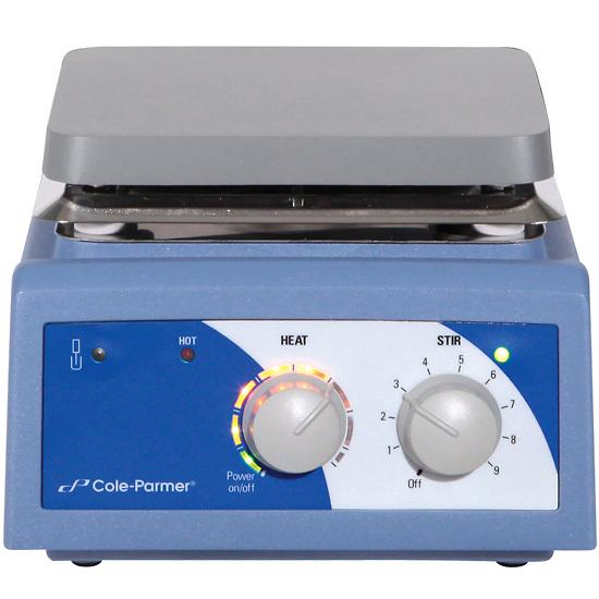 Cole-Parmer® 高级数字搅拌加热板