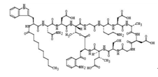 Daptomycin 达托霉素