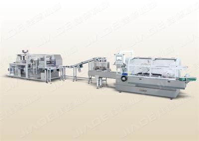 JDZ-260LP全自动高速(铝塑板)装盒生产线