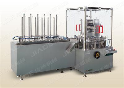 JDZ-120D全自动立式装盒机